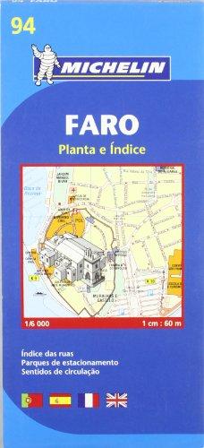 Plano Faro (Planos Michelin)