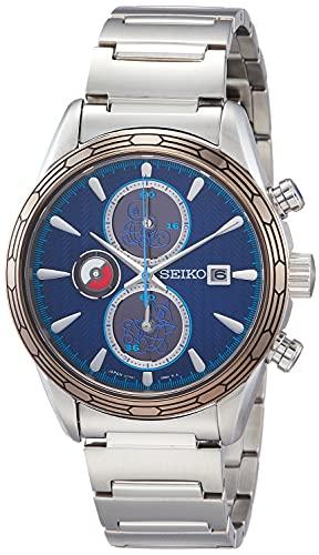 [セイコーウオッチ] 腕時計 セイコー セレクション セイコー&ポケモン スペシャルモデル第二弾 カメックスモデル SBPY162 メンズ シルバー