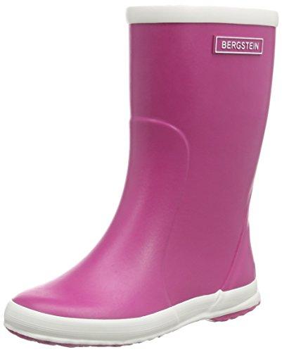 Bergstein Unisex-Kinder BN RainbootF Gummistiefel, Pink (Fuxia), 27