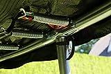 SportPlus Gartentrampolin, TÜV GS geprüft, Sprungtuch ca. 305cm, schweißnahtfreie Rahmenkonstruktion, abnehmbares Sicherheitsnetz, inkl. Randabdeckung, Nutzergewicht bis 120kg - 7
