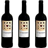 El Regajal Vino Tinto - 3 botellas x 750ml - total: 2250 ml
