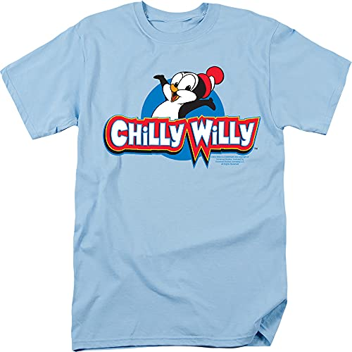 Chilly Willy - Logo T-Shirt Size S