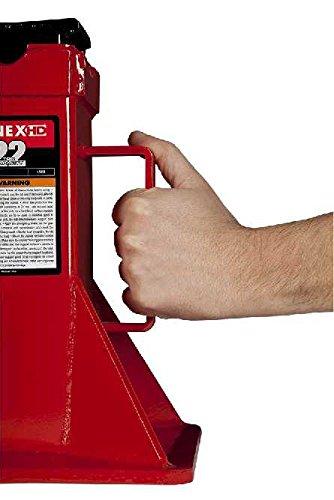 Sunex 1522A 22-Ton Jack Stands, Pair