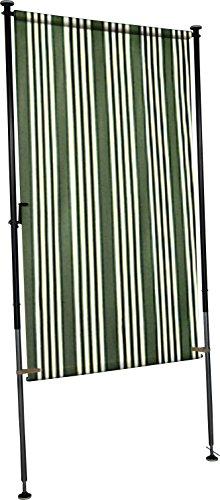 Angerer Balkon Sichtschutz Nr. 8200 grün, 120 cm breit, 2316/8200