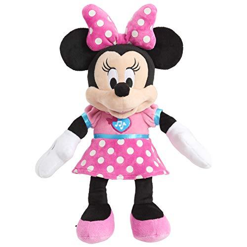 Minnie Singing Plush