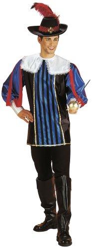 Cesar - E424-002 - Costume - D'Artagnan - Cintre - T 52/54 cm