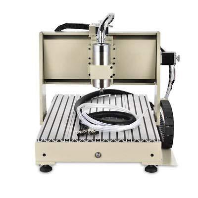 1500W Máquina de Enrutador CNC 6040 Kit de Enrutador CNC de 3 Ejes Fresadora de Grabado 3D Grande + Mando a Distancia