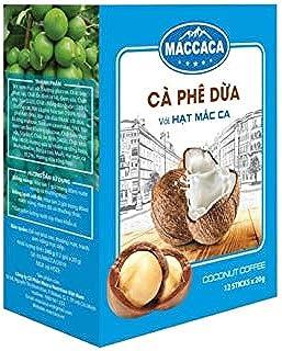 Maccaca Coconut Coffee, 240 g