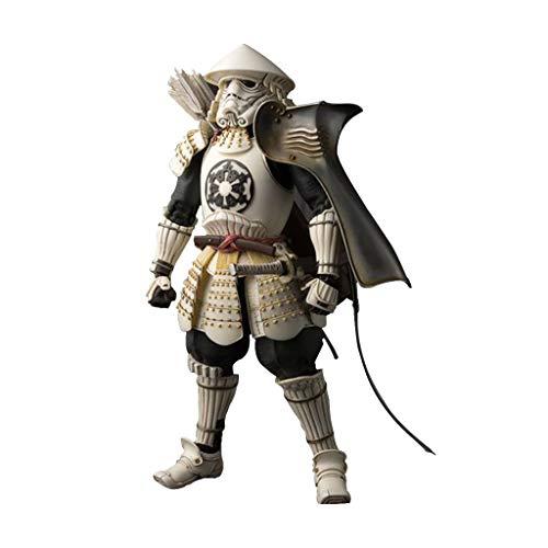 Yuxunqin Star Wars General el Arco y la Flecha Blanca Figura de acción Soldado