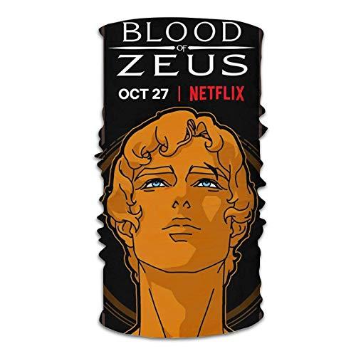 IUBBKI Blood of Zeus 2020 Bandana Dust Unisex multifuncional cuello cálido bufanda pasamontañas