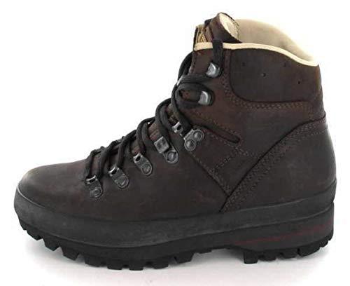 Meindl Unisex Crib Shoe, Braun Nougat, 42.5 EU