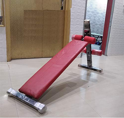 Produman Hub Exercise Sit Up Bench Heavy Duty with Multipurpose Adjustable Exercise Bench MODEL-RED765