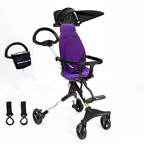 Best Price LWH Stroller, Winter and SummerFoldable Children Umbrella Car,Two-Way Seat High-View New ...
