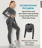 Zoom IMG-1 durofit leggings sportivi donna anticellulite