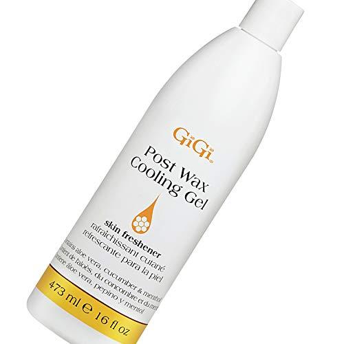 GiGi Post Wax Cooling Gel - After-Wax Skin Freshener, 16 oz