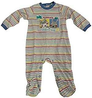 Yatsi 2062- Pelele, pijama para tu Bebé. Talla 6 meses