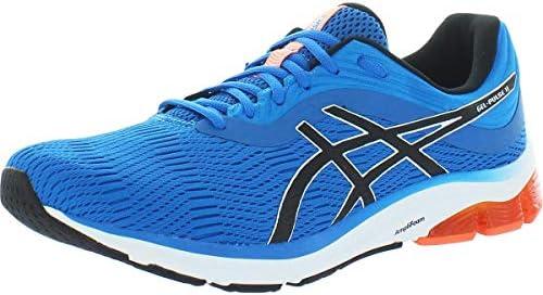 ASICS Men s Gel Pulse 11 Running Shoes 12M Directoire Blue White product image