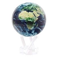 MG-45-STE-C Globus. Art: Physischer Globus. Design des Globus: klassisch. Positionierung: Tisch. Art der Stromversorgung: kein Strom erforderlich. Durchmesser: 11,4cm.