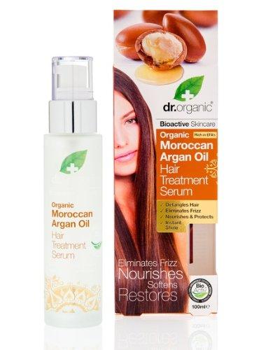 Dr.organic Organic Moroccan Argan Oil Hair Treatment Serum 100ml
