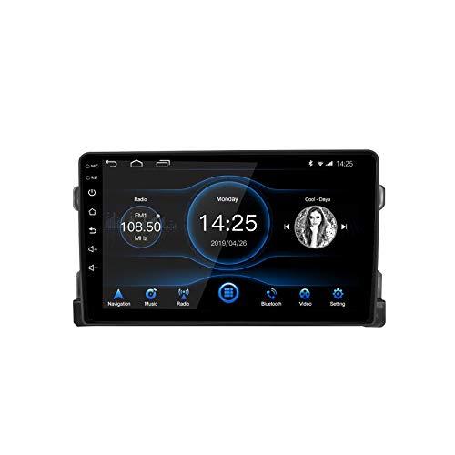 LEXXSON Android 10.1 Autoradio per Suzuki Grand Vitara 2006-2013 | 9-Zoll-AM-FM-RDS-Radio con GPS-Navigation Wifi Bluetooth USB-Player Lenkradsteuerung Spiegel Link Zurück Kameraeingang 2G + 16G