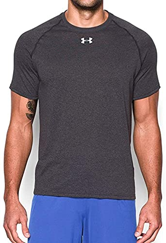 Under Armour Men's Locker Shortsleeve Te T-Shirt, Grigio (Grey 1268471/090), Medium Uomo