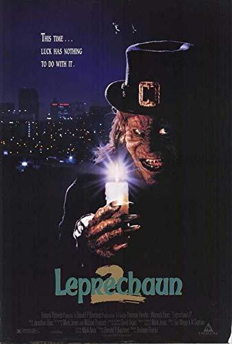 Designomite! 69909 Leprechaun 2 Movie Warwick Davis Andy Baron Decor Wall 36x24 Poster Print