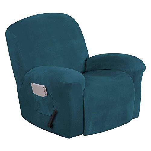 LYY Recliner Schonbezug, Stretch Recliner Stuhlbezug, 1 Stück Soft Sofa Slipcover Sesselbezüge Recliner Bezug für Recliner Armchair