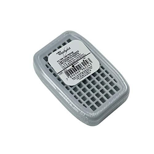 Whirlpool Bauknecht 481010536398 ORIGINAL Wasserfilter Filter Tür Getränkespender AQUA Kühlschrank auch Wpro GRV001 GRV002 Indesit Hotpoint C00325065 Laden 480131100465 480181700369