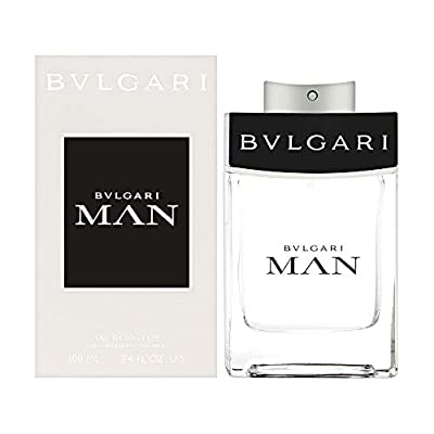 Bvlgari Man by Bvlgari 3.4 oz Eau de Toilette Spray