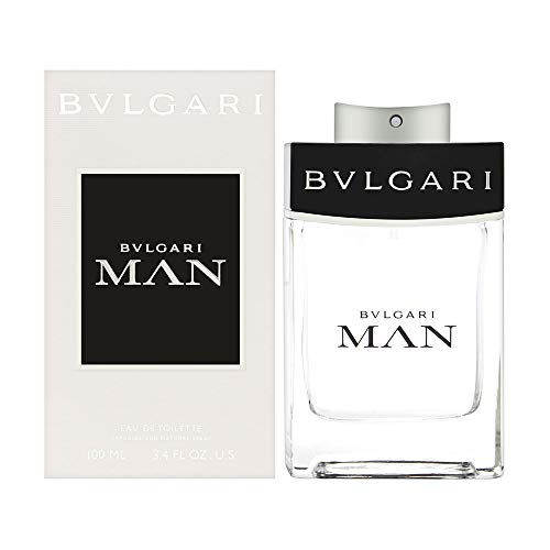 Man by Bvlgari for Men, Spray, 3.4 Ounce