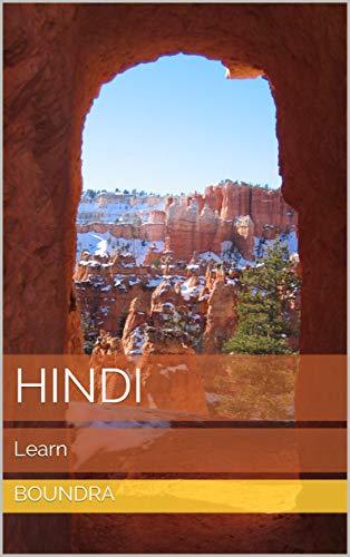 Hindi : Learn (English Edition)