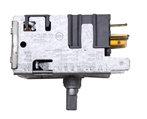 Danfoss 25T65 THERMOSTAT EN60730-2-9 077В2020 Gefrierschrank Gefriertruhe