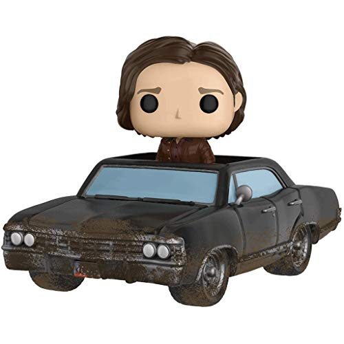 TN Studio Funko Pop Pop Television : Supernatural - Baby with Sam (Exclusive) 4inch Vinyl Gift for...