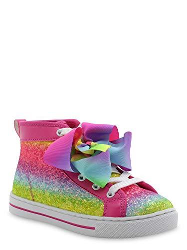 Nickelodeon Jojo Siwa Multi-Stripe High-Top Sneaker (Little Girls & Big Girls)