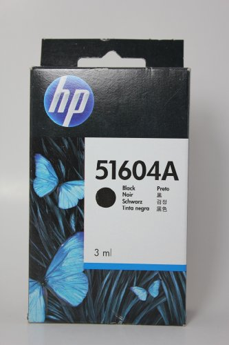 HP TIJ 1.0 Print Cartridges Tintenpatrone, Schwarz, 10 bis 40 °C, 0,09 kg
