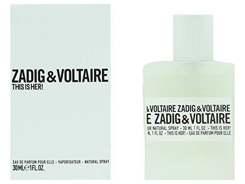 ZADIG&VOLTAIRE Damen Eau de Parfum This Is Her 30 ml