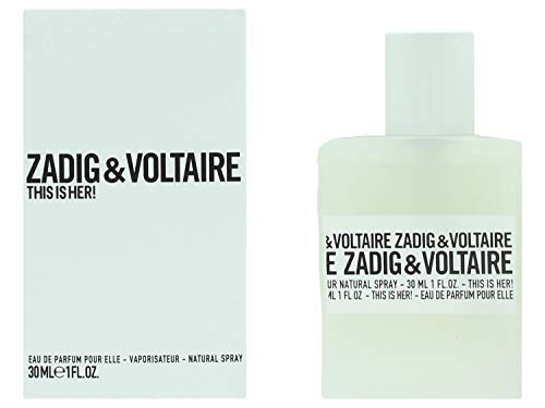 Zadig & Voltaire - This Is Her! Eau de Parfum per Lei, 30 ml