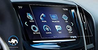 Tuff Protect Anti-glare Screen Protectors For 2016 Cadillac ATS-V Car Navigation Screen