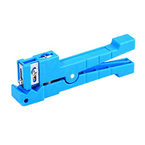 Uayasily Cable Stripper Coaxial Wire Fiber Optic Loose Tube Slitter Horizontal 45-163 for FTTH Telecommunication 3D printer accessories