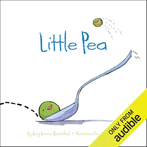 Page de couverture de Little Pea