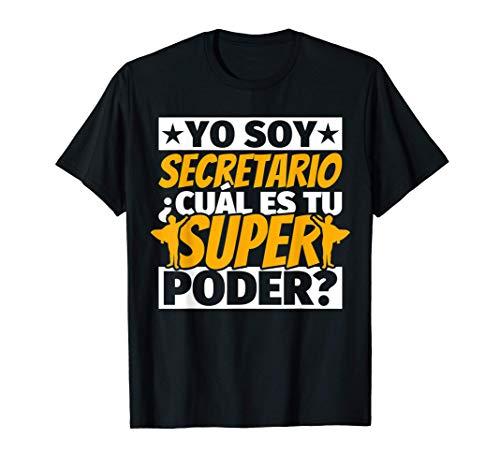 Secretario Regalos divertidos Camiseta