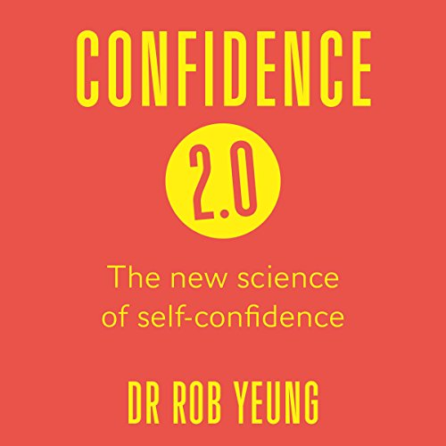 Confidence 2.0 audiobook cover art