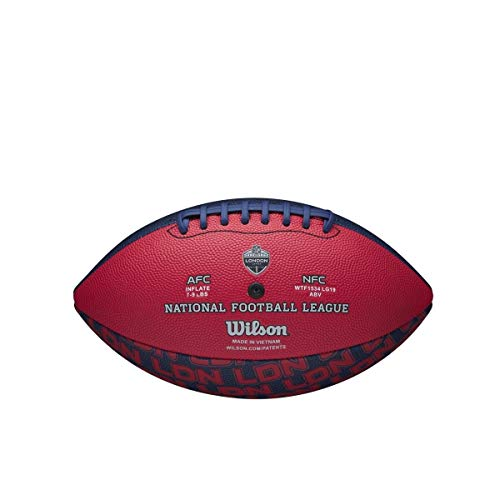 Wilson NFL Approved London Games Junior American Football