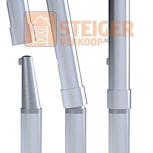 Euroscaffold Steigerverkoop - Rolsteiger Euro opbouwframe 135 serie 135-28-4