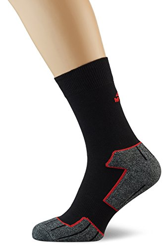 McKinley - Socken Roberto - Chaussettes - Mixte Adulte - Noir - 42-44 EU