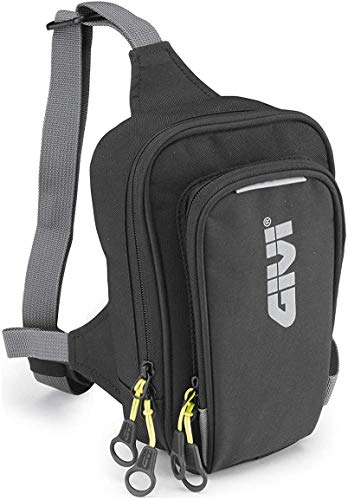 Portadocumentos de pierna, bolsa Givi para moto scooter EA113B