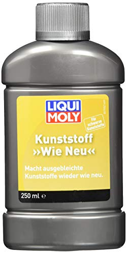 "Liqui Moly 1552""Wie Neu 'Like New' Plastic Care Black 250 ml"