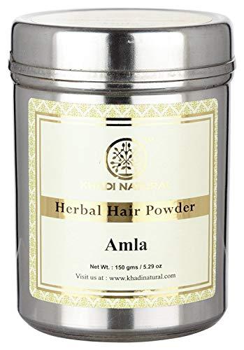 Khadi Natural - Khadi natuurlijke Ayurvedische Amla poeder, 150g
