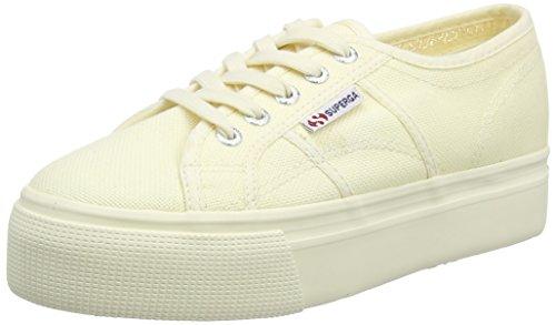 Superga Superga Damen 2790acotw Linea Up And Down Sneaker, Beige (Taupe 949), 39 EU