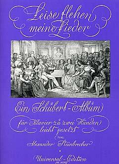 LEISE FLEHEN MEINE LIEDER - arrangiert für Klavier [Noten / Sheetmusic] Komponist: SCHUBERT FRANZ